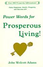 Power Words for Prosperous Living!